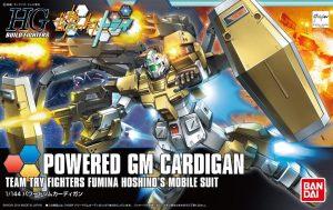 powered gm cardigan