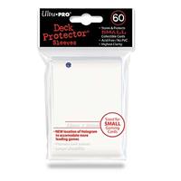 white sleeve ultra pro