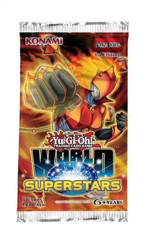 world superstars booster pack