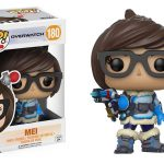 Mei Pop Vinyl Figure