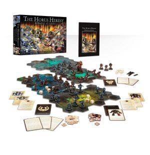 The Horus Heresy Betrayal at Calth