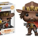 Mccree Pop Vinyl Figure