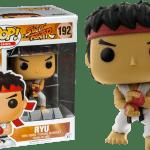 Ryu Pop Vinyl Figure